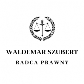 Waldemar Szubert Kancelaria Radcy Prawnego Business Insurance Administrative Law Attorney